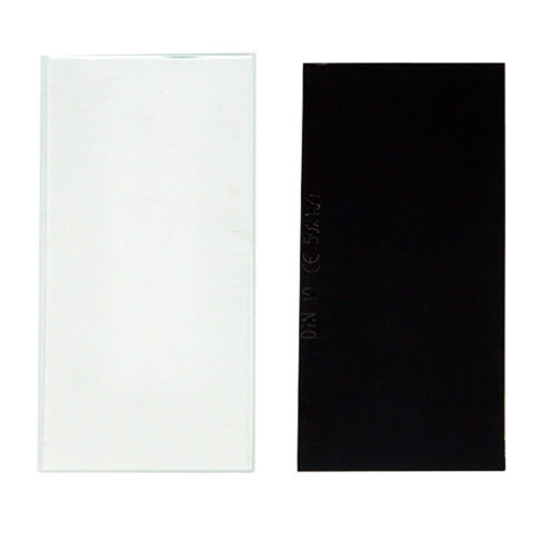 filtr ochronny do przylbicy spawalniczej 50x100